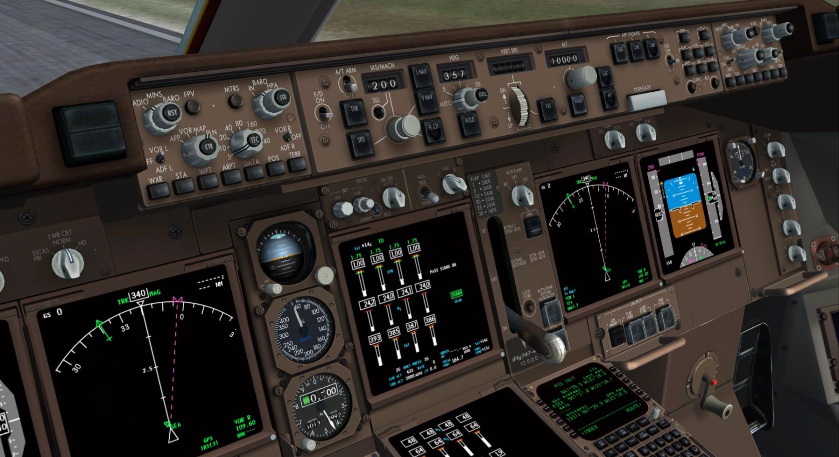 747 400er Fsx